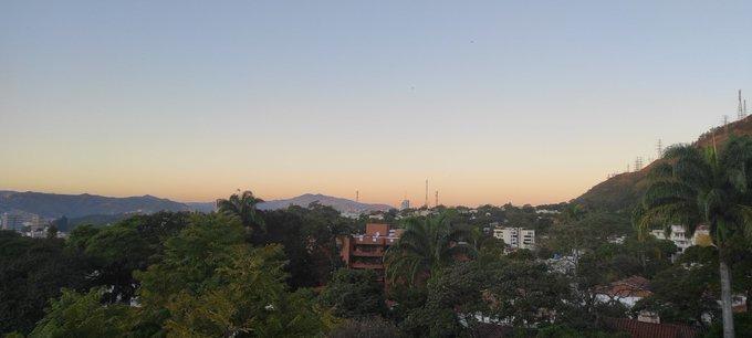 bajas temperaturas en Venezuela