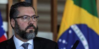 ministro de Exteriores de Brasil