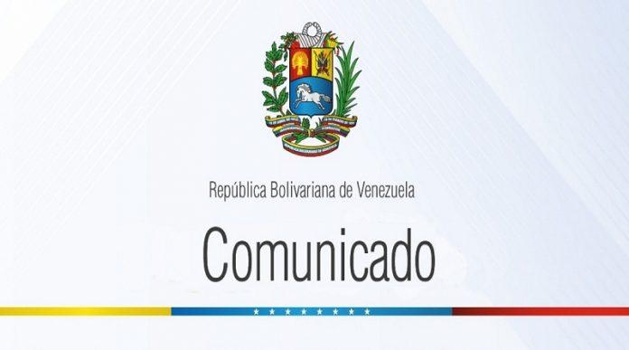 Cancillería colombiana