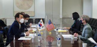 EEUU y Corea del Sur