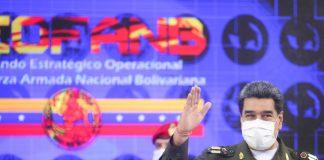 Presidente Maduro: Duque busca conflicto armado con Venezuela