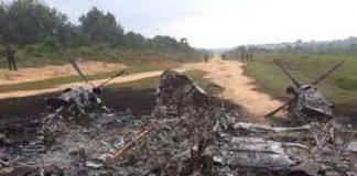 GNB destruye pista ilegal