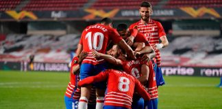 Granada Molde Europa League
