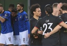 Italia-Inglaterra-Eliminatorias