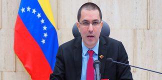 Venezuela reitera cooperación