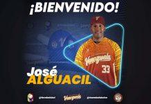 José Alguacil Seleccion Olimpicca de Beisbol