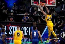 Juego de Estrella - Team Lebron- NBA