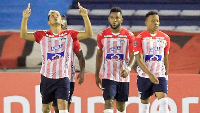 Junior-Caracas-Libertadores