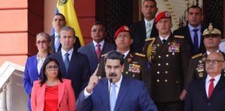 Maduro-Estado de Alarma-covid-1 año