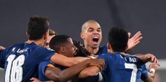 Oporto Juventus- Champions League