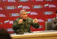 ataques terroristas-Padrino López-FANB-ataque terrorista-Colombia