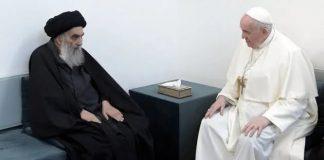 Papa Francisco-Irak