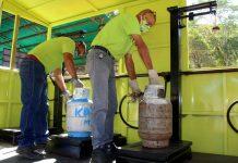 Gas Drácula en Puerto Cabello