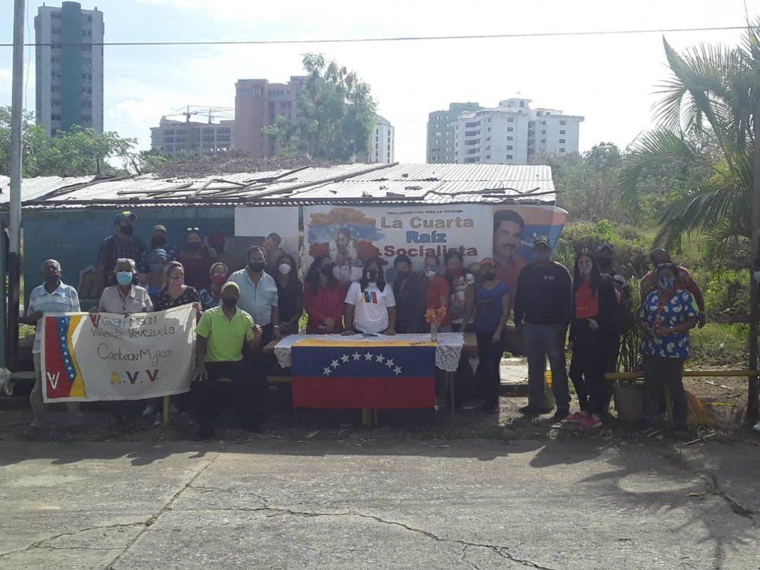 Asamblea viviendo venezolano