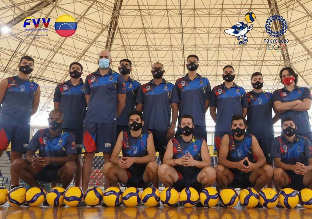 Seleccion Olímpica de Voleibol