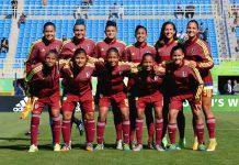 Seleccion Femenina de Futbol