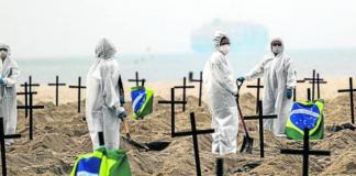 brasil pide ayuda