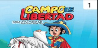 "primera edición de ""Campo de Libertad"""