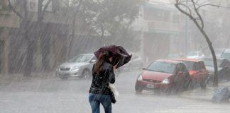 Lluvias de intensidad/Ciudad VLC