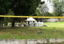En Colombia hallan 906 cuerpos