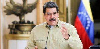 Maduro pide máxima protección