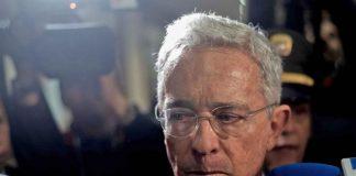 proceso judicial contra Uribe Vélez
