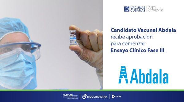 vacunas cubanas-ensayos clínicos-Abdala-Venezuela