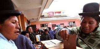 Bolivianos escogerán 5 mil autoridades locales este domingo