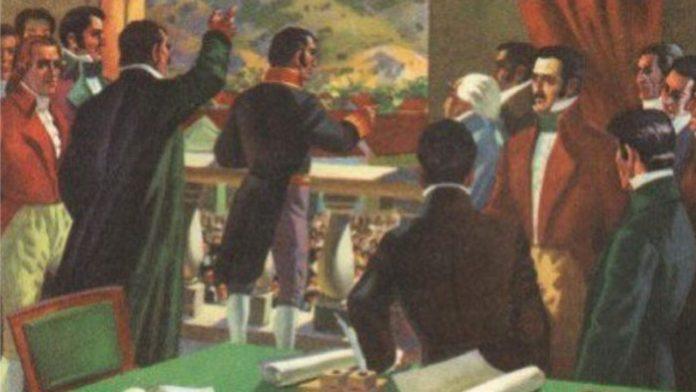 19 de abril 1810-211 años-Maduro