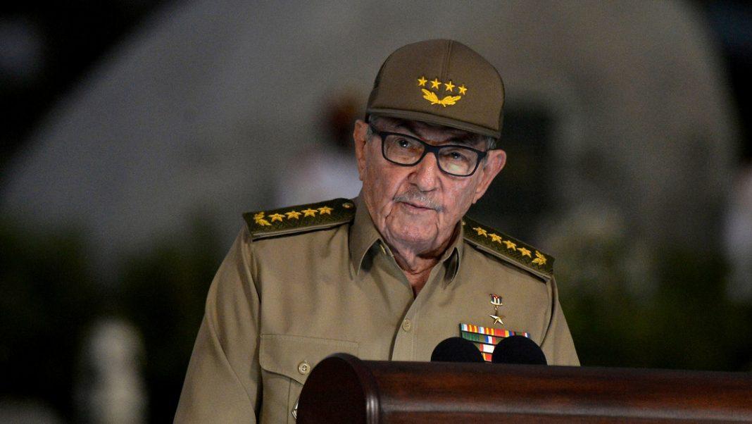 Raúl Castro anuncia retiro como primer secretario del PC de Cuba