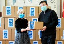 China se compromete con la ONU