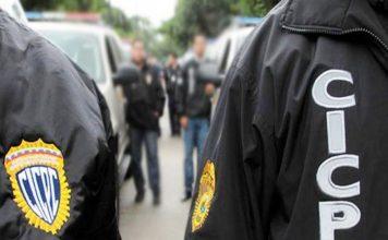 CICPC desmantela 395 bandas delictivas en el primer trimestre de 2021