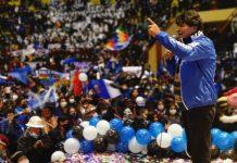 Evo Morales-elecciones-Ecuador-Perú-Bolivia