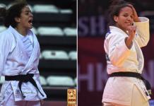 Judocas venezolanas