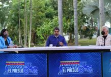 Venezuela desarrolla 18 programas alimentarios