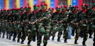 FANB ratifica su carácter antiimperialista