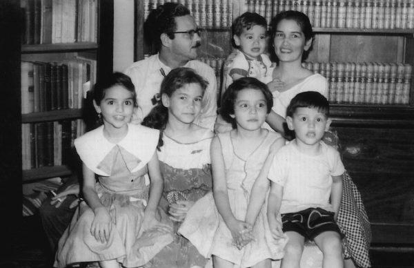 Manuel Feo La Cruz-familia