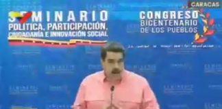 Maduro-Consejos Populares de Gobierno