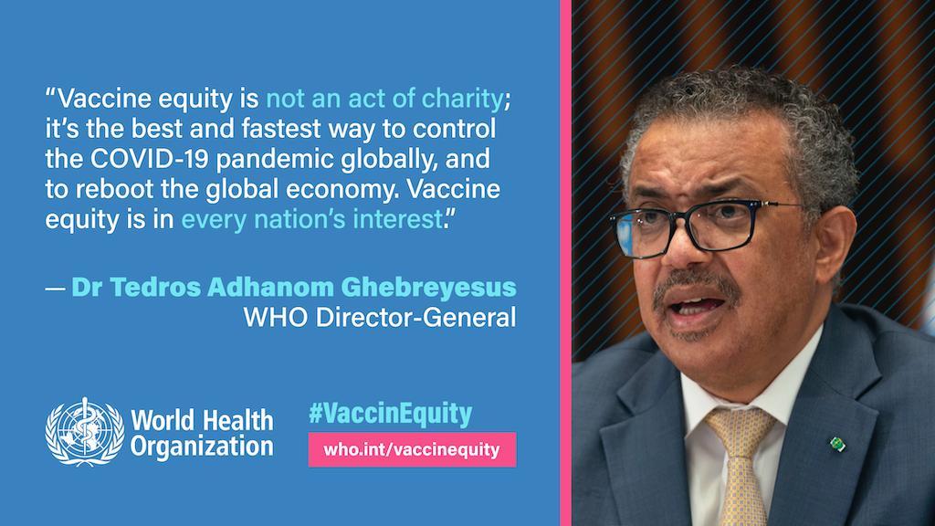 OMS-Tedros-vacunas-países ricos