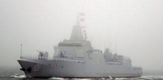 China realiza ejercicio militar