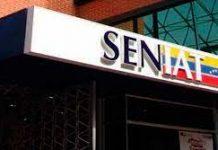 Seniat recaudó más de 850 billones de bolívares de ISLR