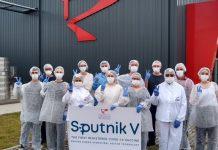 producir Sputnik V