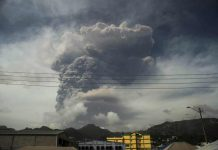 Volcán-San Vicente