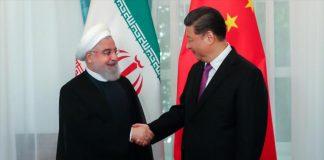 Irán y China