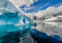 meteorito impactó en la Antártida