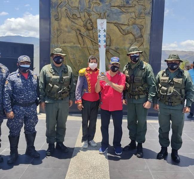 Antorcha Bolivariana y Libertaria