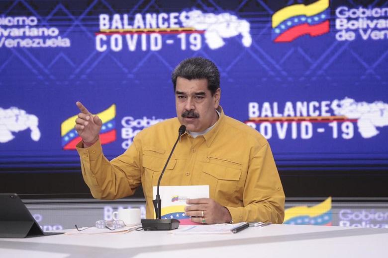 Venezuela pagó a Covax