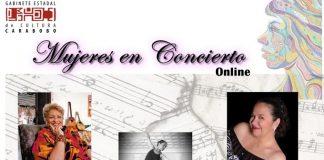 mujeres en concierto 2