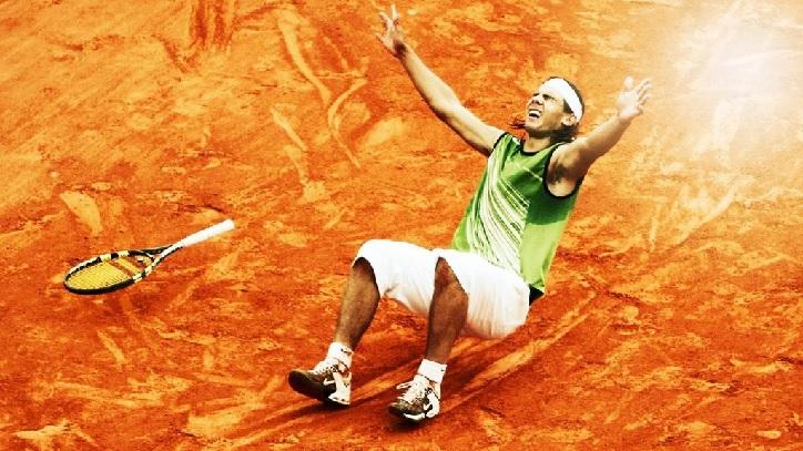Tenista Rafael Nadal