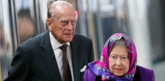 príncipe Felipe-reina Isabel II